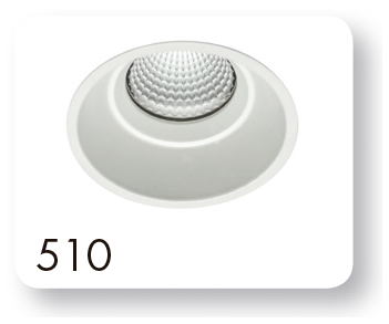 Downlight-LED-UGR/Ambiente-510